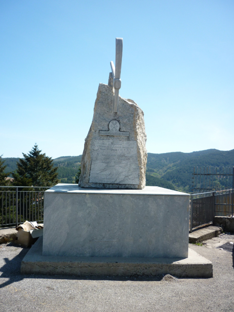 Monongah Mining Disaster Monument