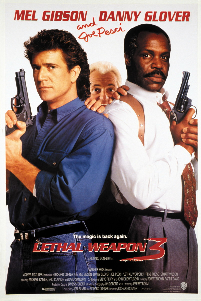 Should I Watch..? 'Lethal Weapon 3'
