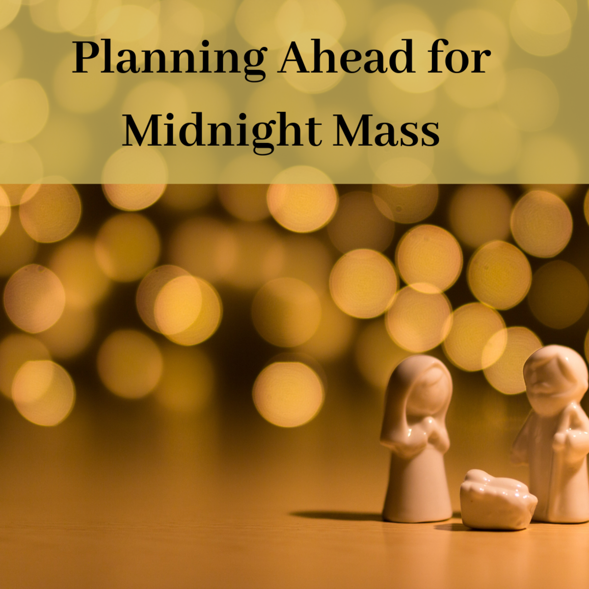 These tips will help you make the most of your midnight mass experience.