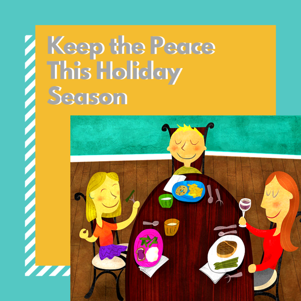 How to Successfully Navigate the Holidays and Family Conflict