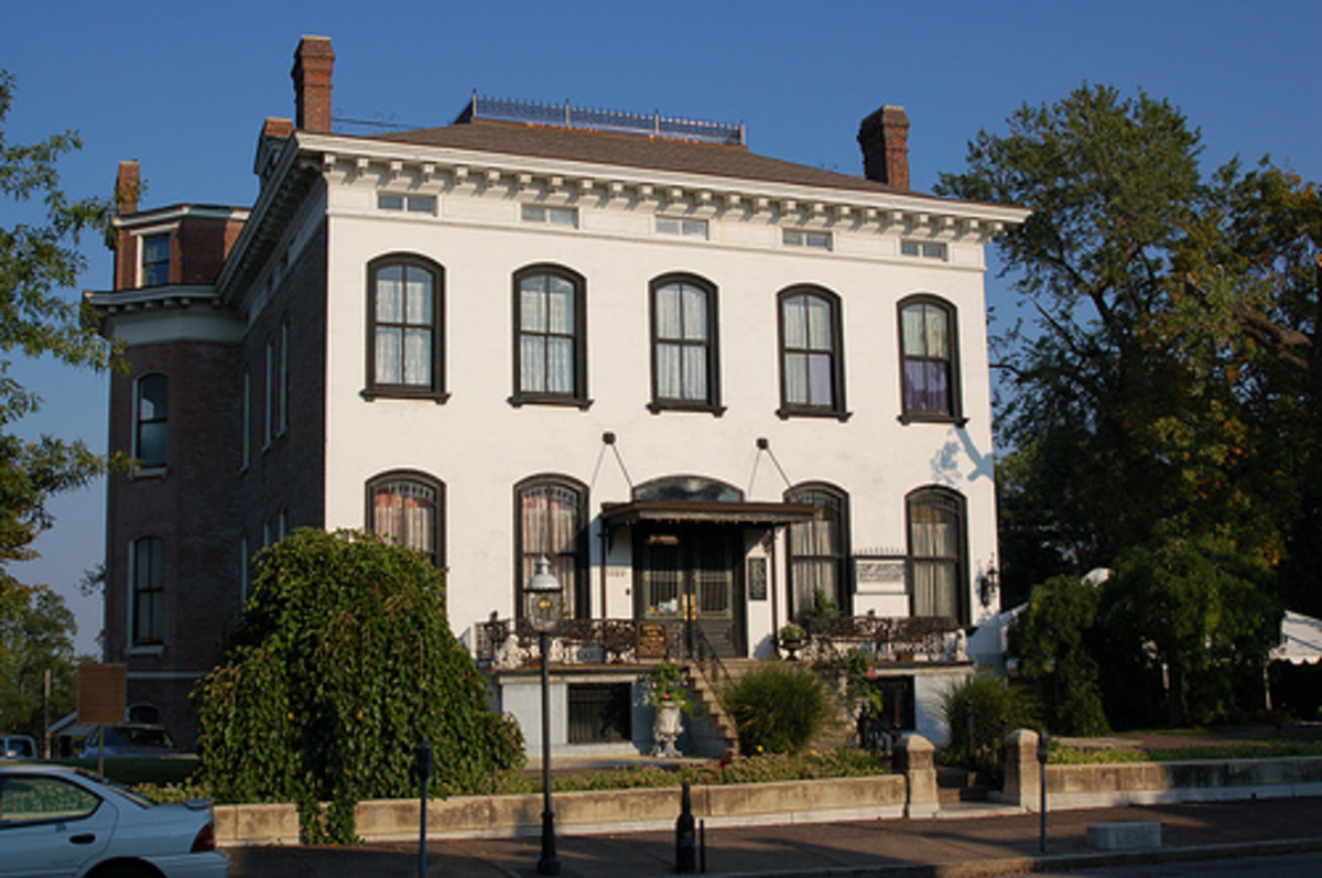 Is the Lemp Mansion Haunted? My Personal Experience