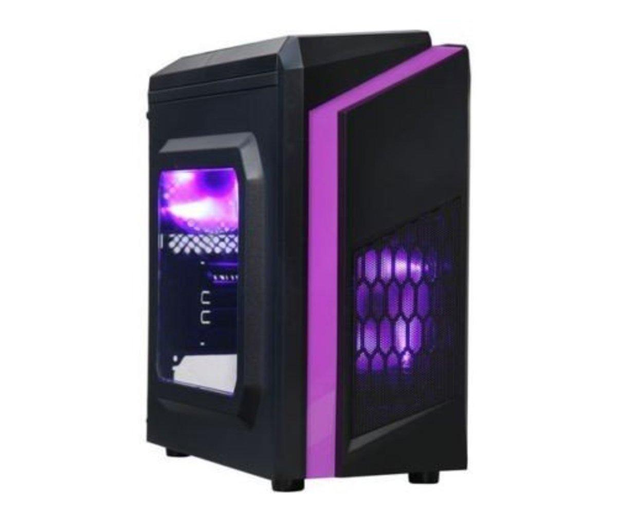 DIYPC DIY-F2-P Budget PC Case Review