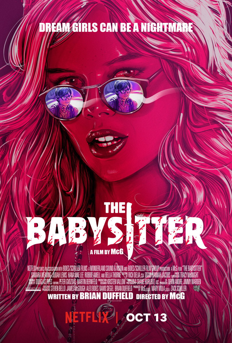 The Babysitter: Movie Review