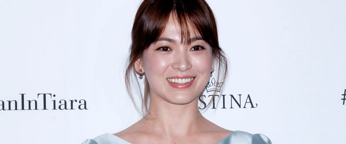 Song Hye Kyo, age 35