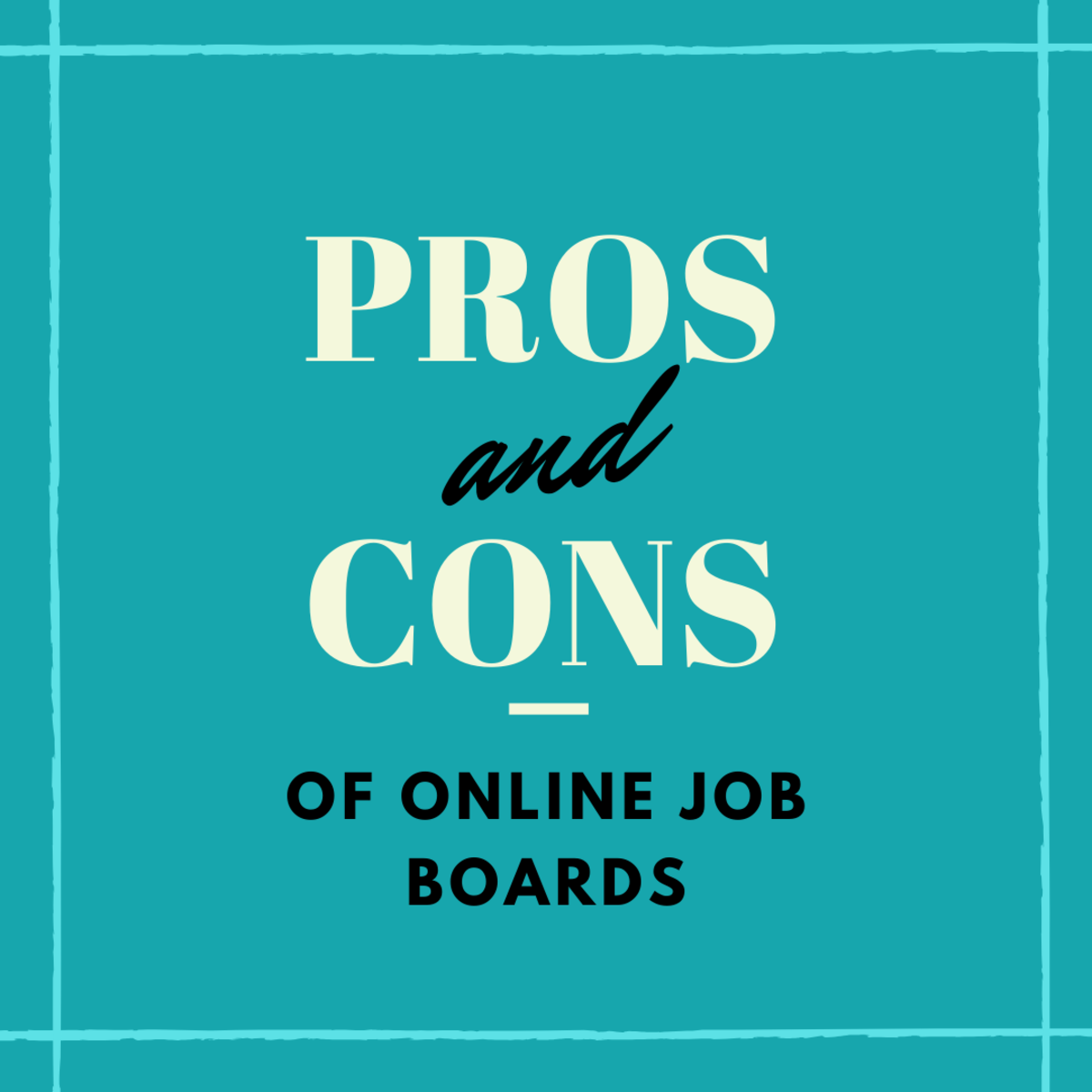Learn about the benefits and drawbacks of using online job boards during your job search.