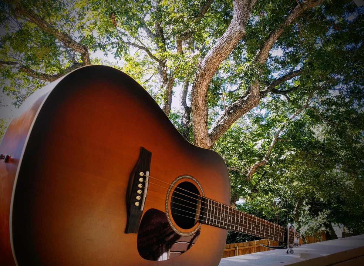 You Can Learn Guitar: A Guide for Beginners