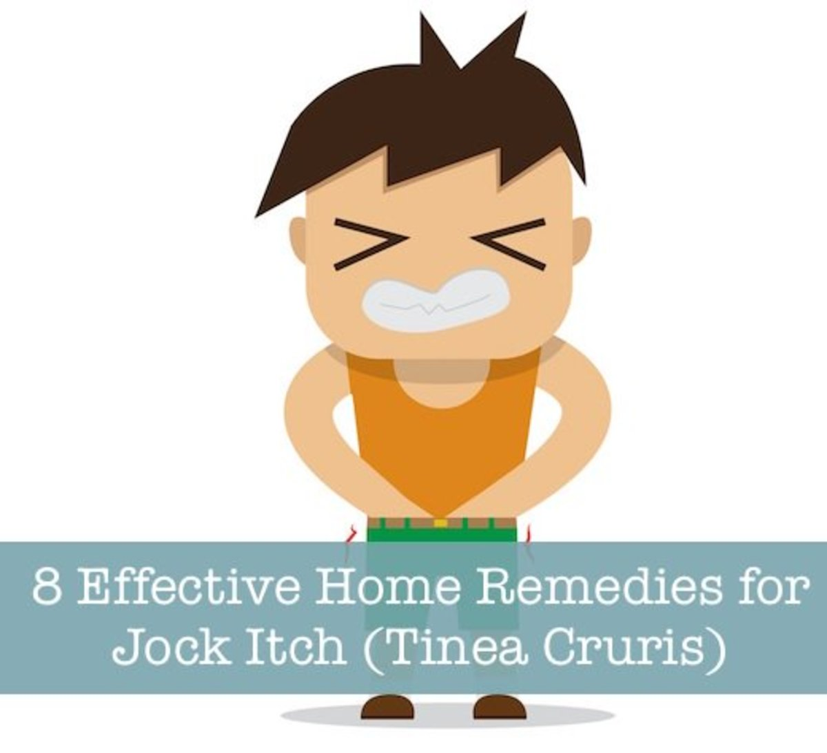 8 Effective Home Remedies for Jock Itch (Tinea Cruris)
