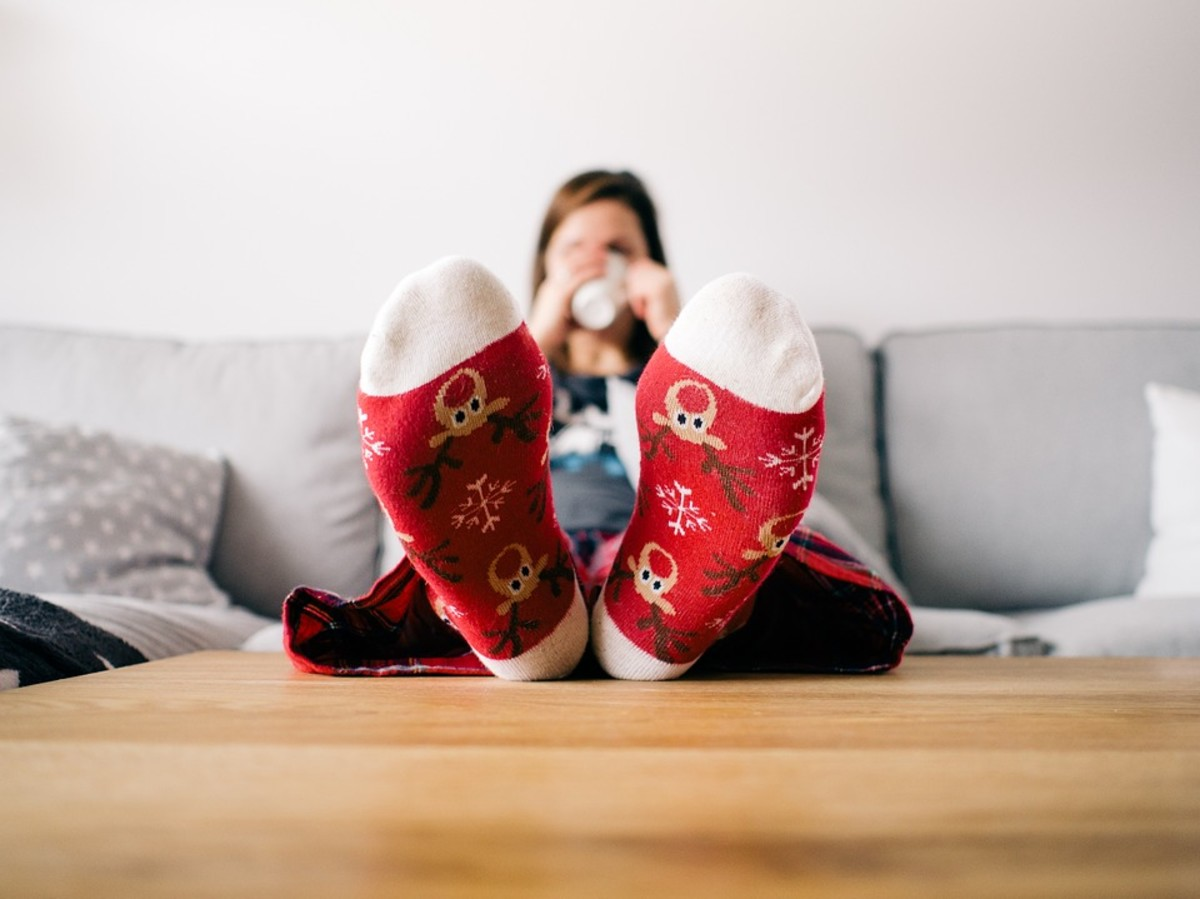 Escape family stress during the holidays