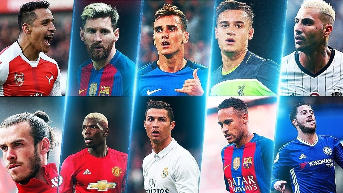 The 10 Football Players With The Most Trophies Howtheyplay