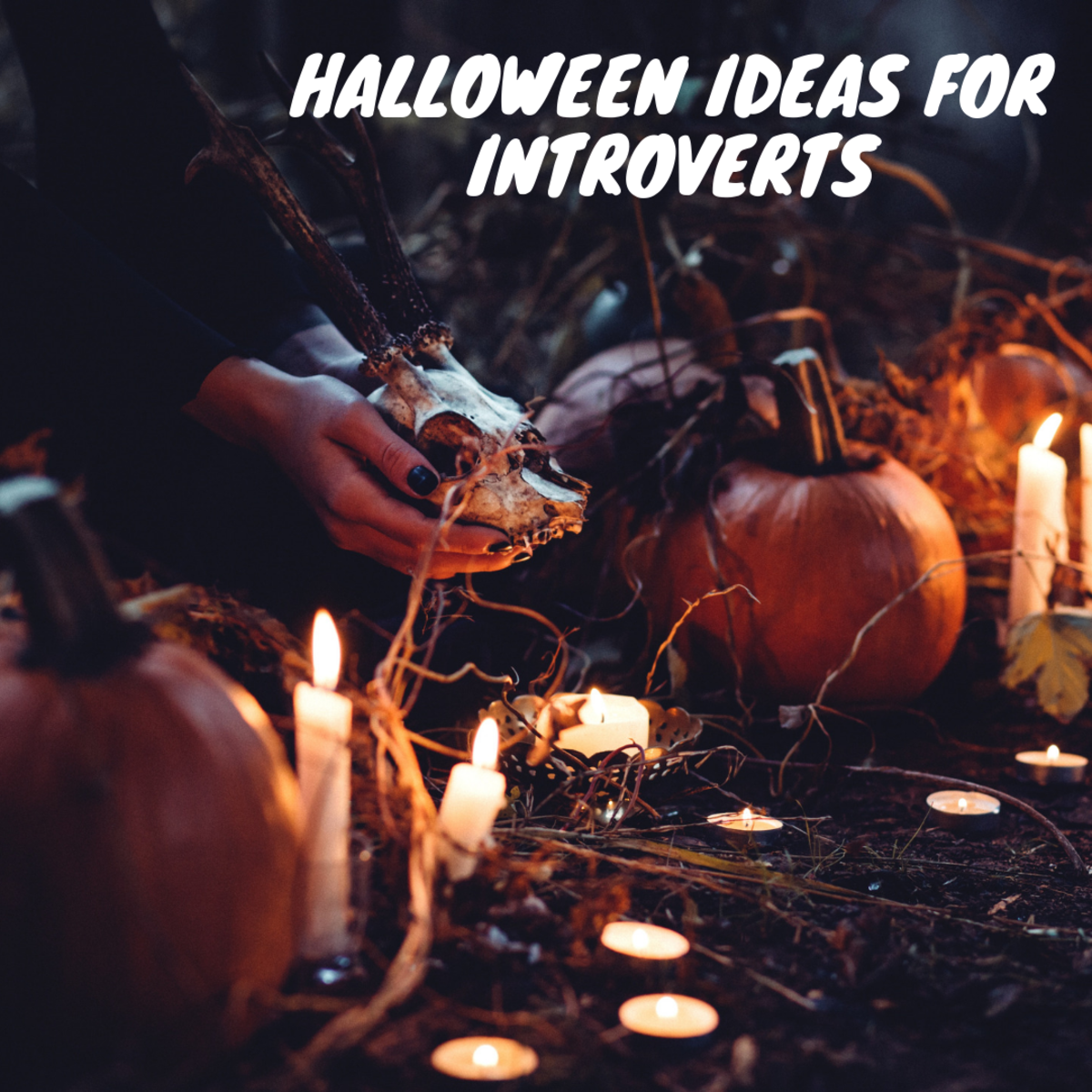 Spooktober: Halloween Ideas for Introverts