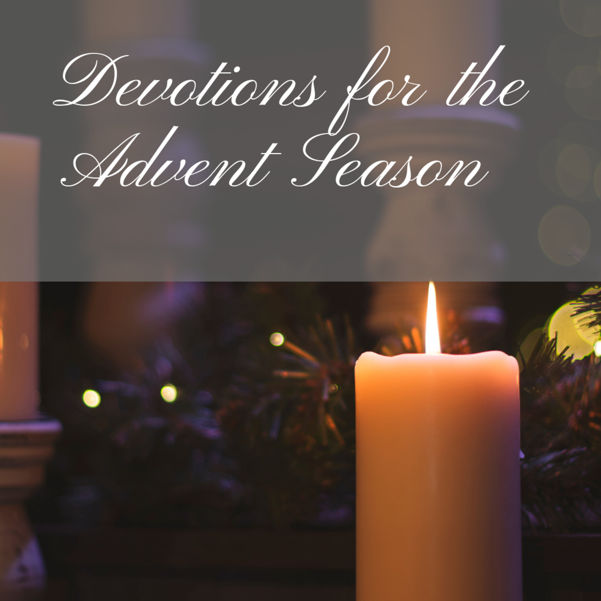 These readings are great for the advent season!