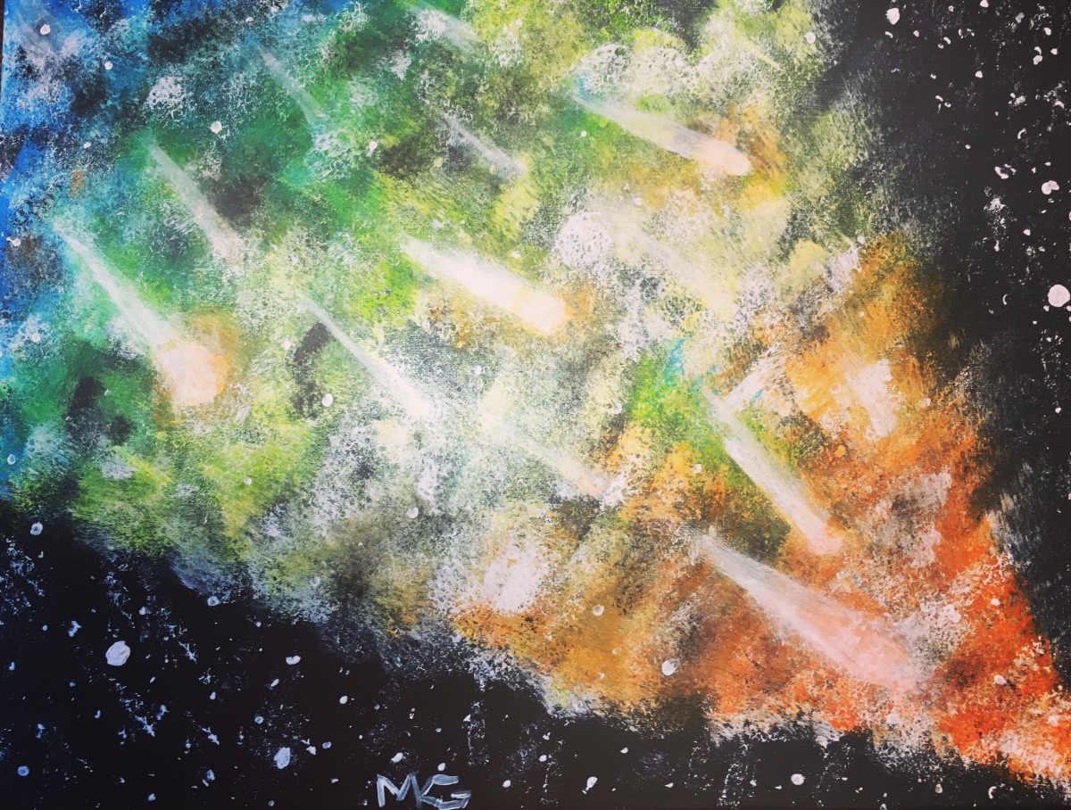 How to Paint Galaxies