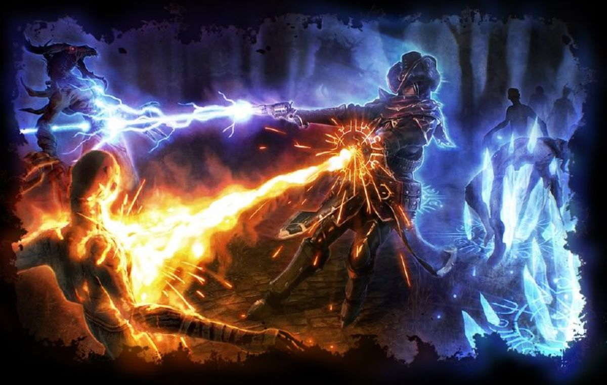"""Grim Dawn"": Inquisitor Build Guides for Beginners"