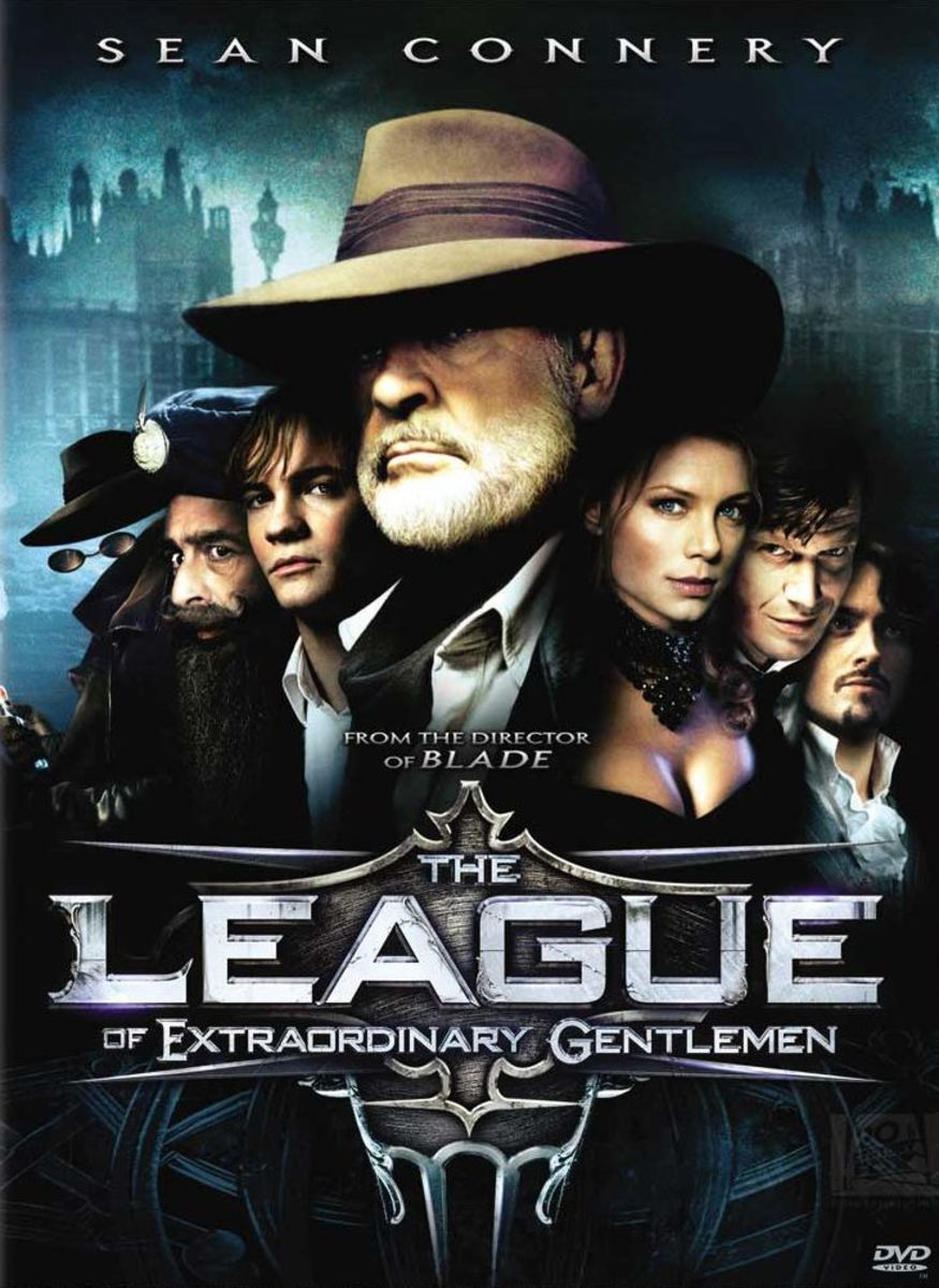 Should I Watch..? 'The League of Extraordinary Gentlemen'