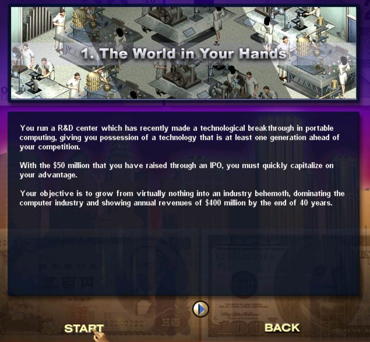 "Capitalism 2: How to Beat ""The World in Your Hands"""