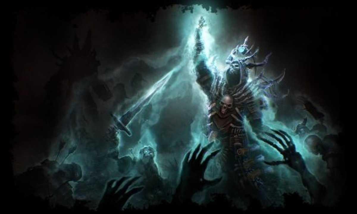 Grim Dawn: Necromancer Build Guides for Beginners