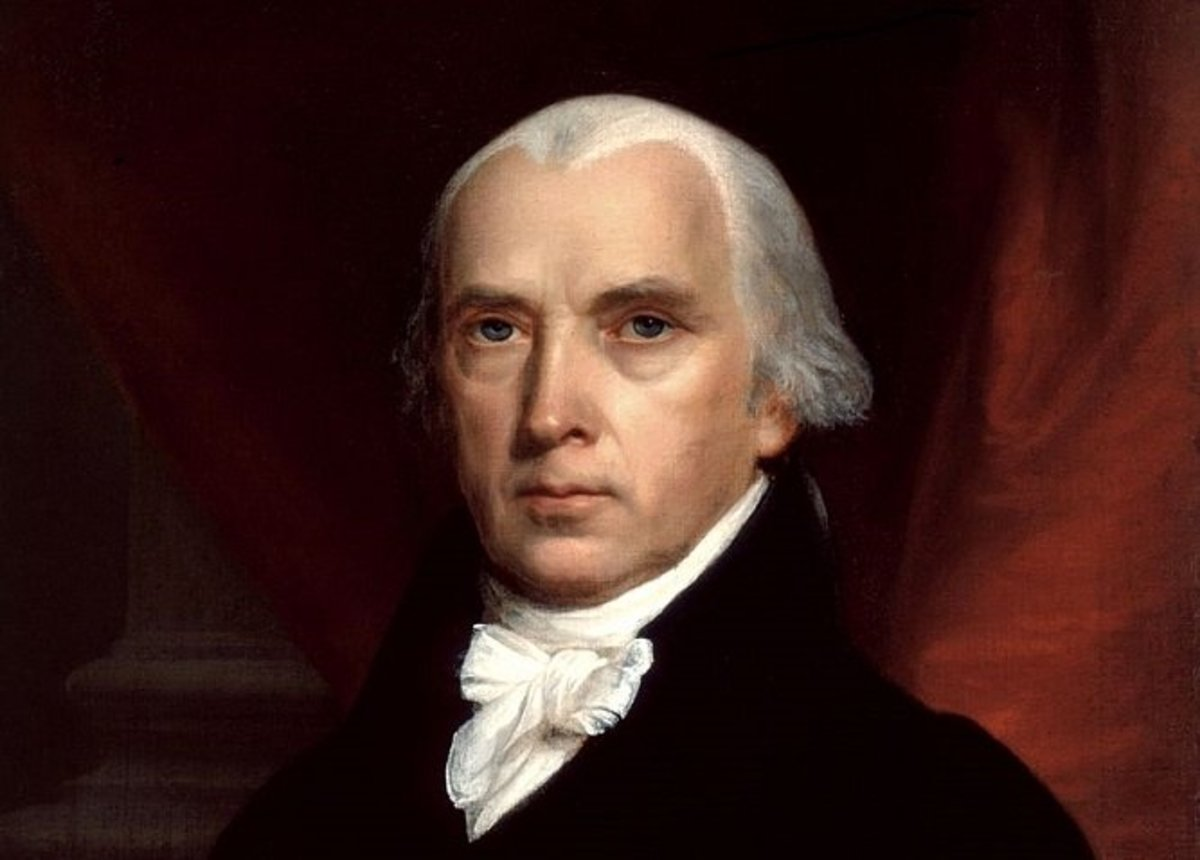 James Madison Biography: Fourth President of the United States