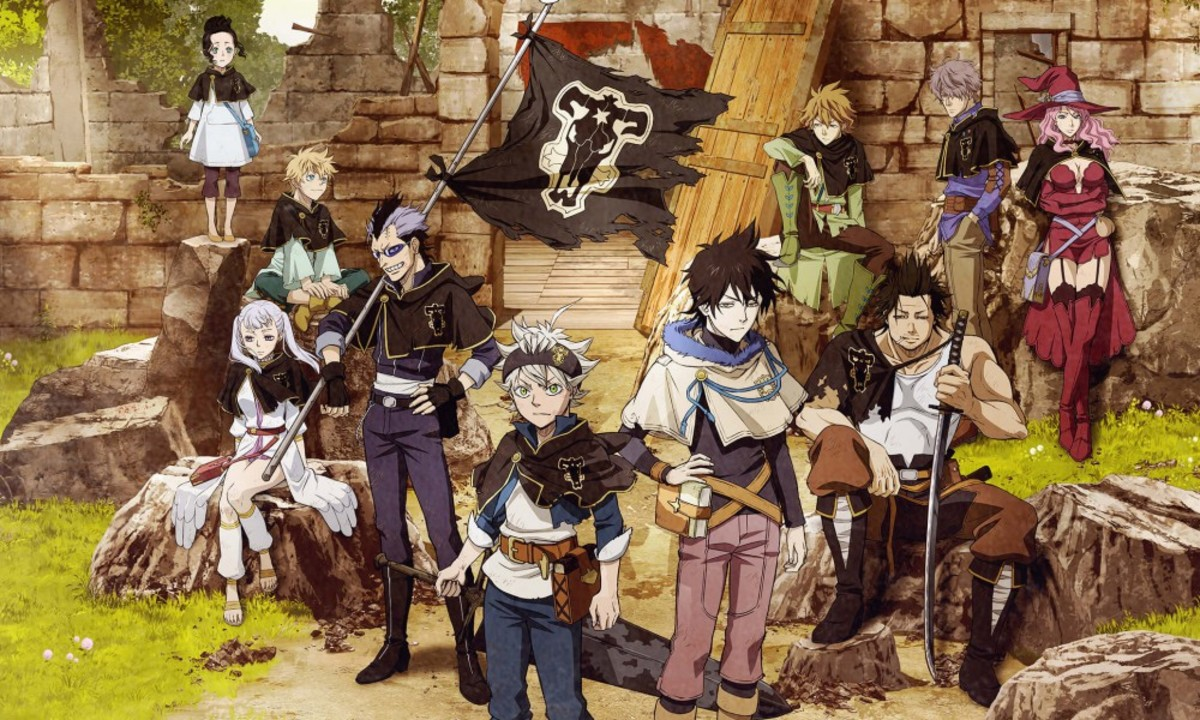5 Anime Like Black Clover