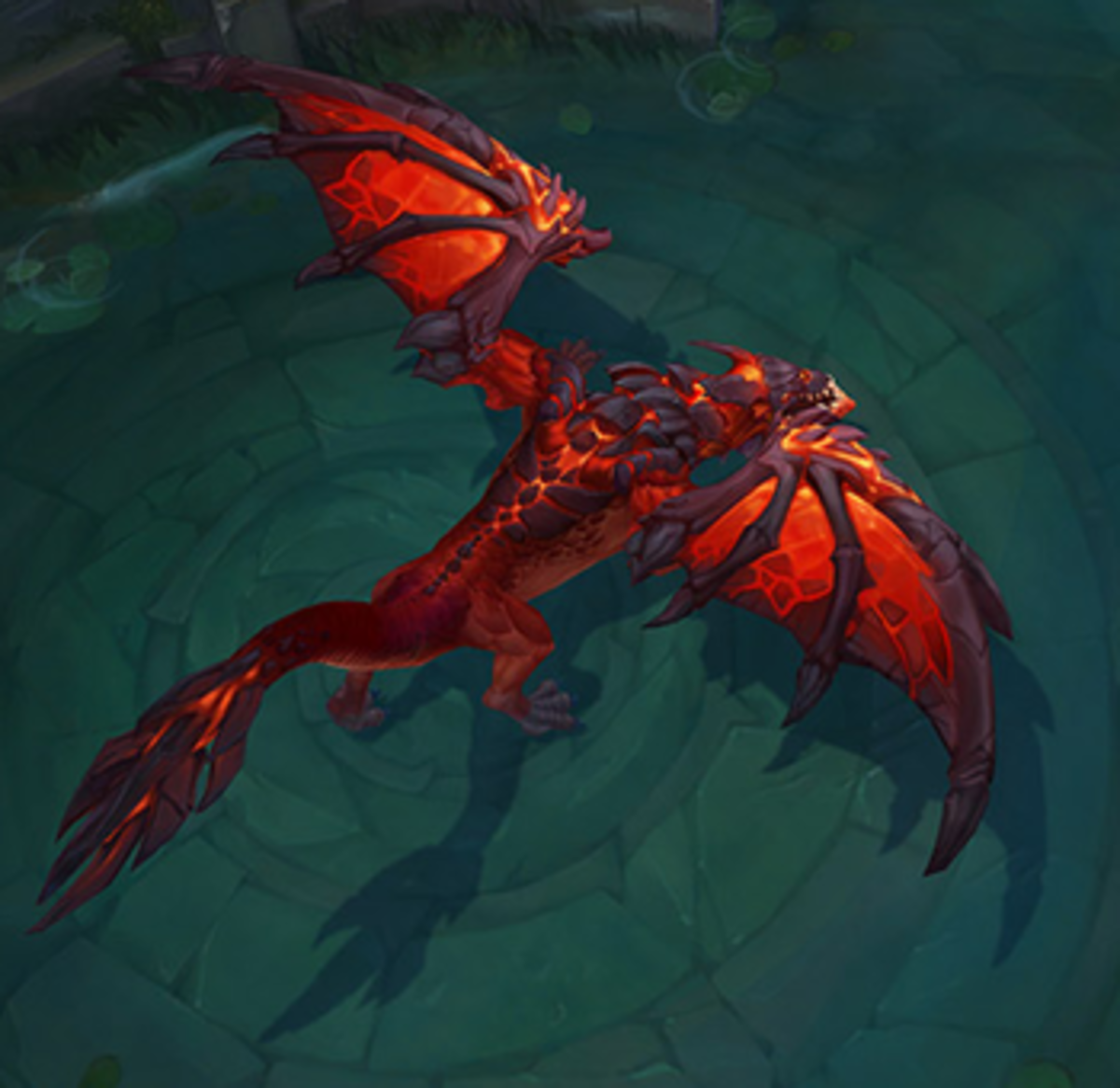 League of Legends: Dragon / Drake Control
