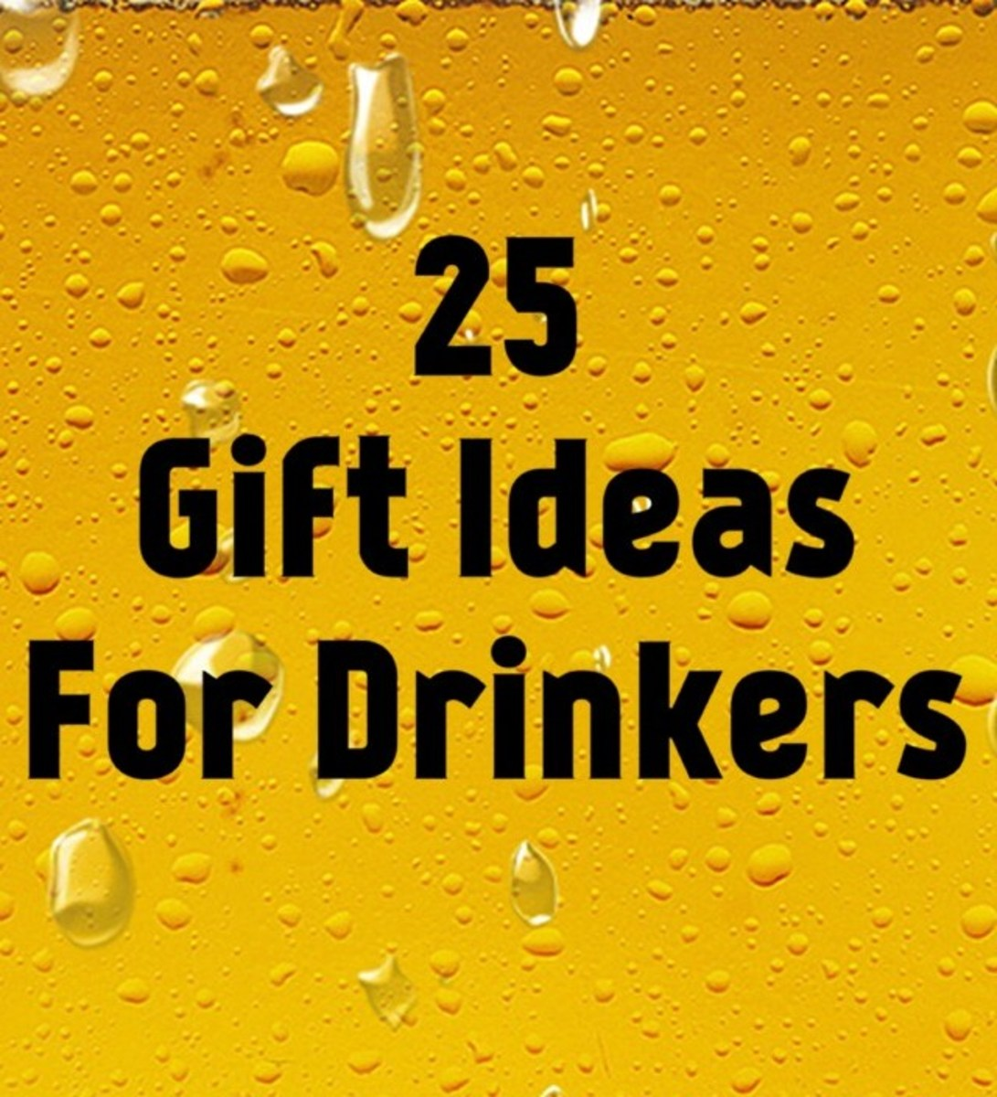 25 Gift Ideas for Drinkers
