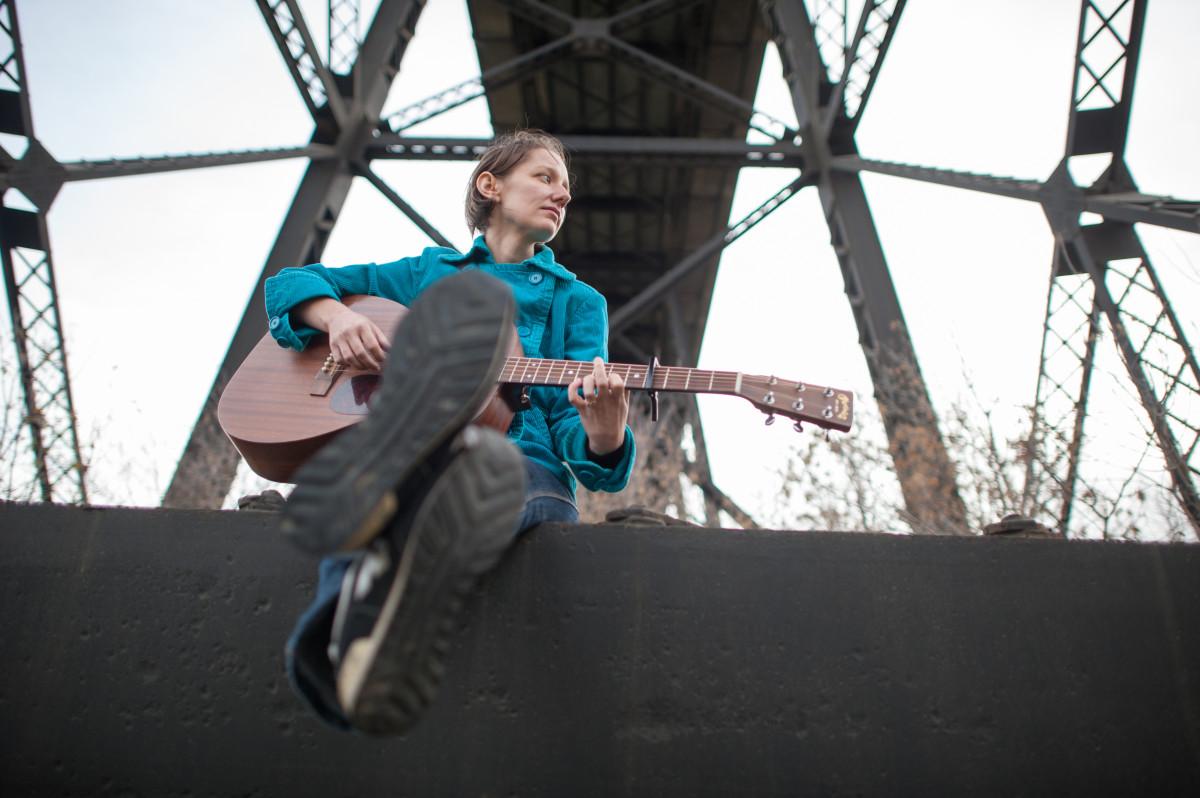 Dana Wylie (Photo by Marc Chalifoux)