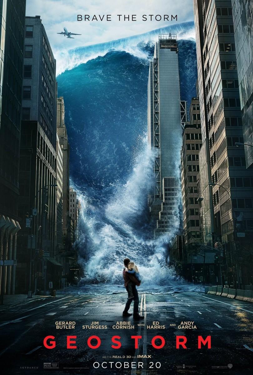 Geostorm: Movie Review