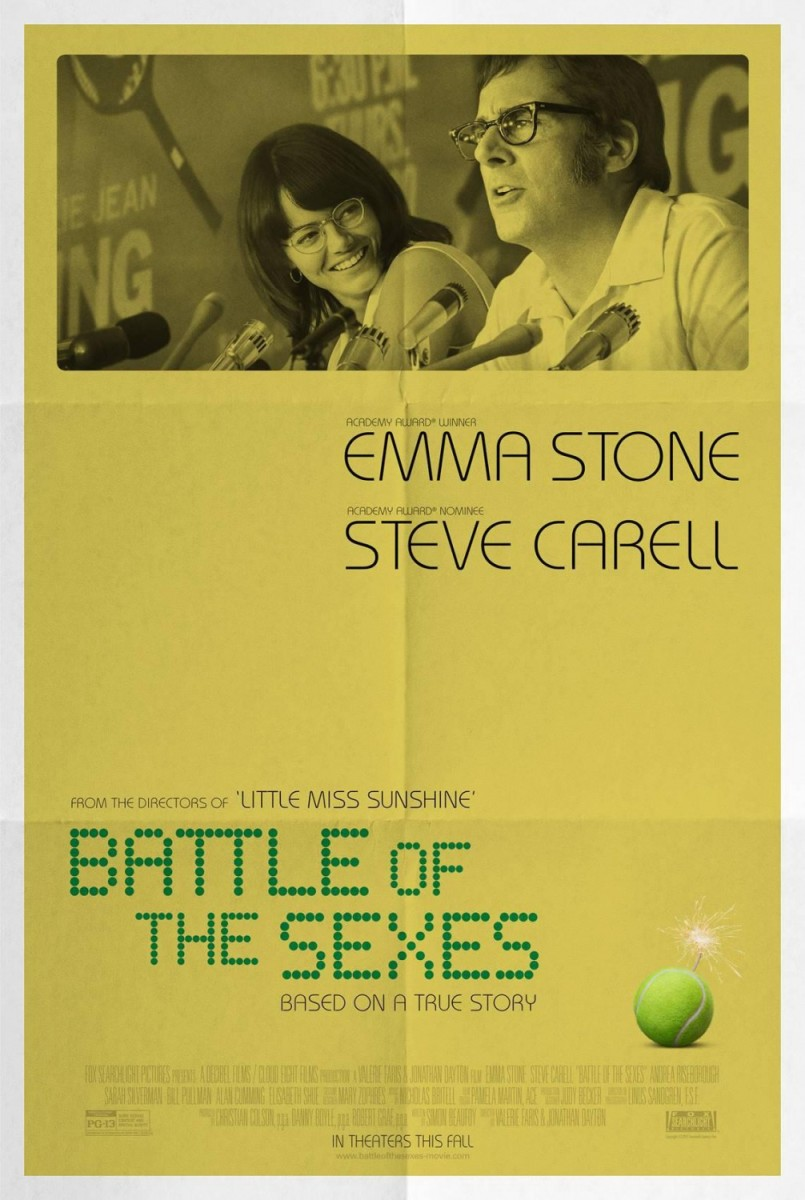 Battle of the Sexes: Movie Review