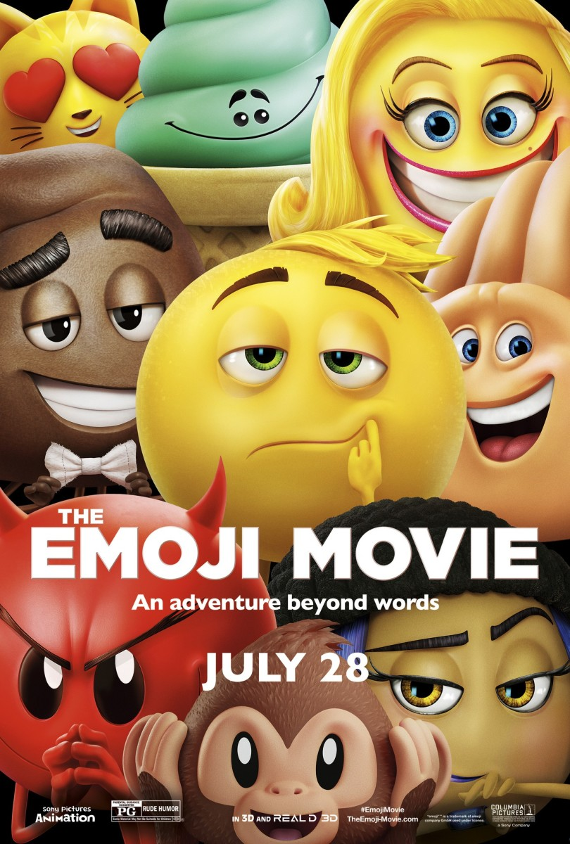 New Review: The Emoji Movie (2017)