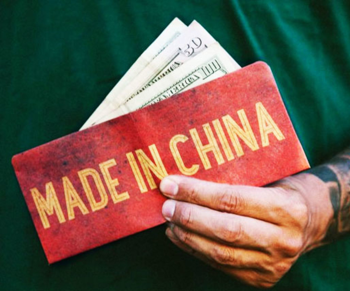 It is Made in China  LetterPile
