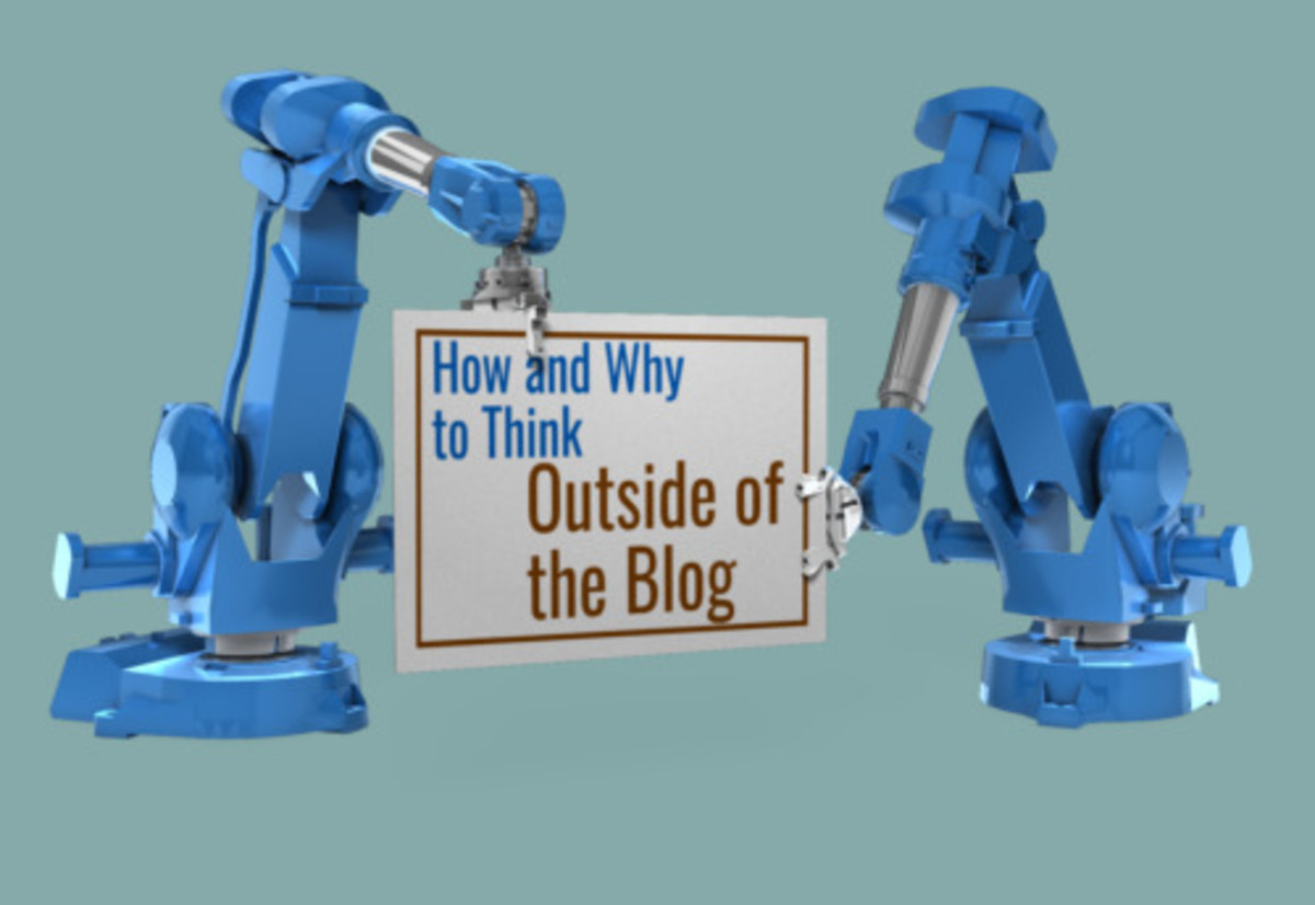 How and Why to Think Outside of the Blog