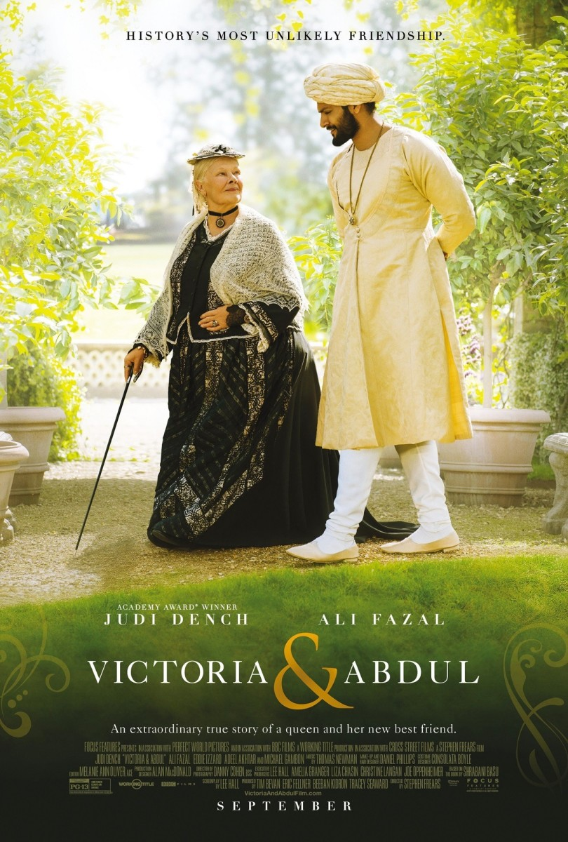Victoria & Abdul: Movie Review