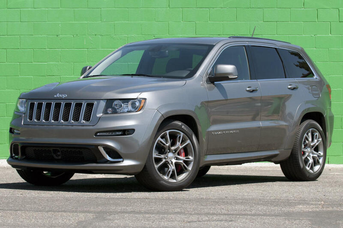 WTCCSHD: How I Would Relaunch The 2nd Gen SRT Jeep.