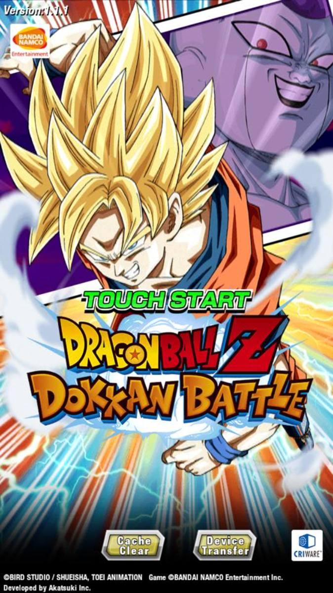 """""""Dokkan Battle"""""""