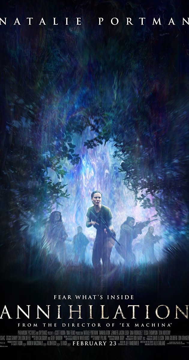 New Review: 'Annihilation' (2018)