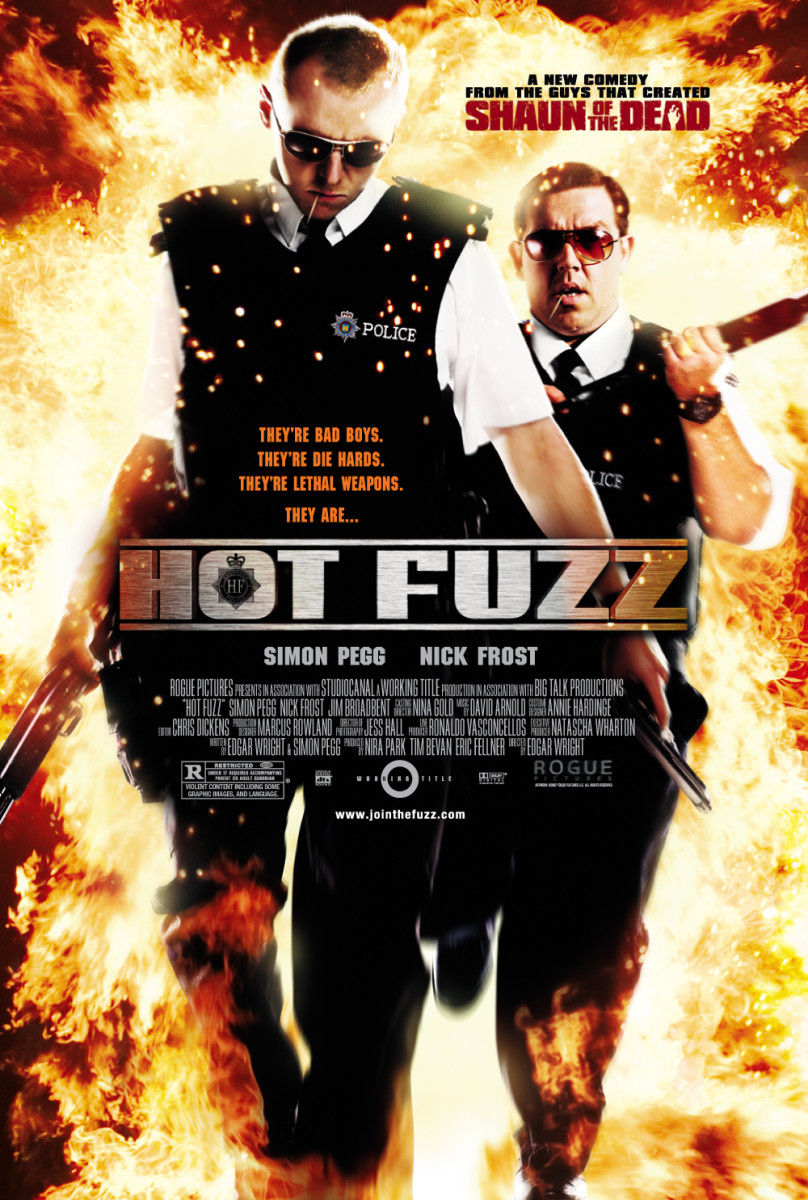 Should I Watch..? 'Hot Fuzz'