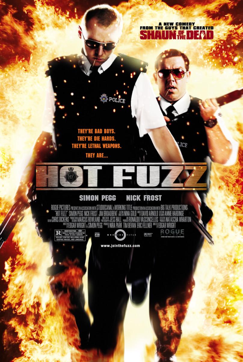Should I Watch..? 'Hot Fuzz'