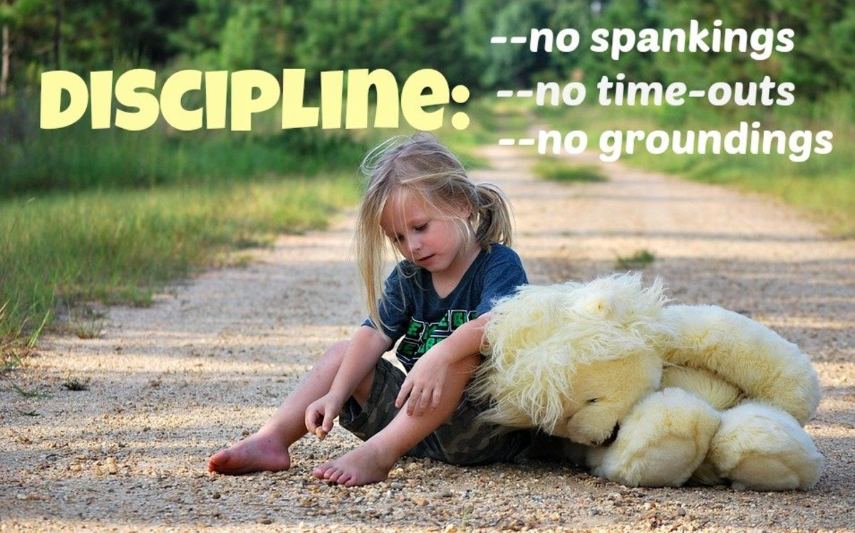 The goal of discipline is to teach, not punish. Spanking, time-outs, and digital groundings don't accomplish that.