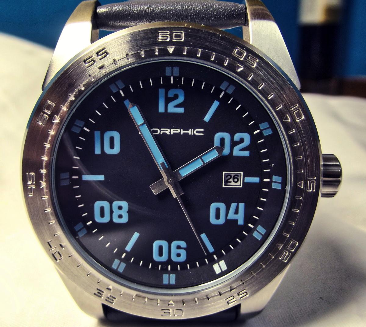 Morphic M6301 Quartz Watch