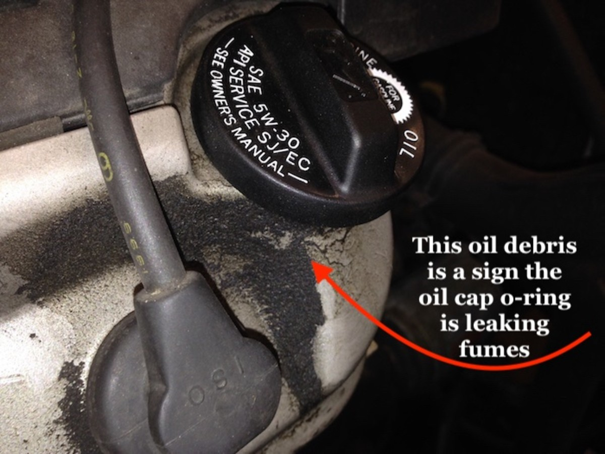 5 Common Reasons for the Smell of Gas Inside a Car