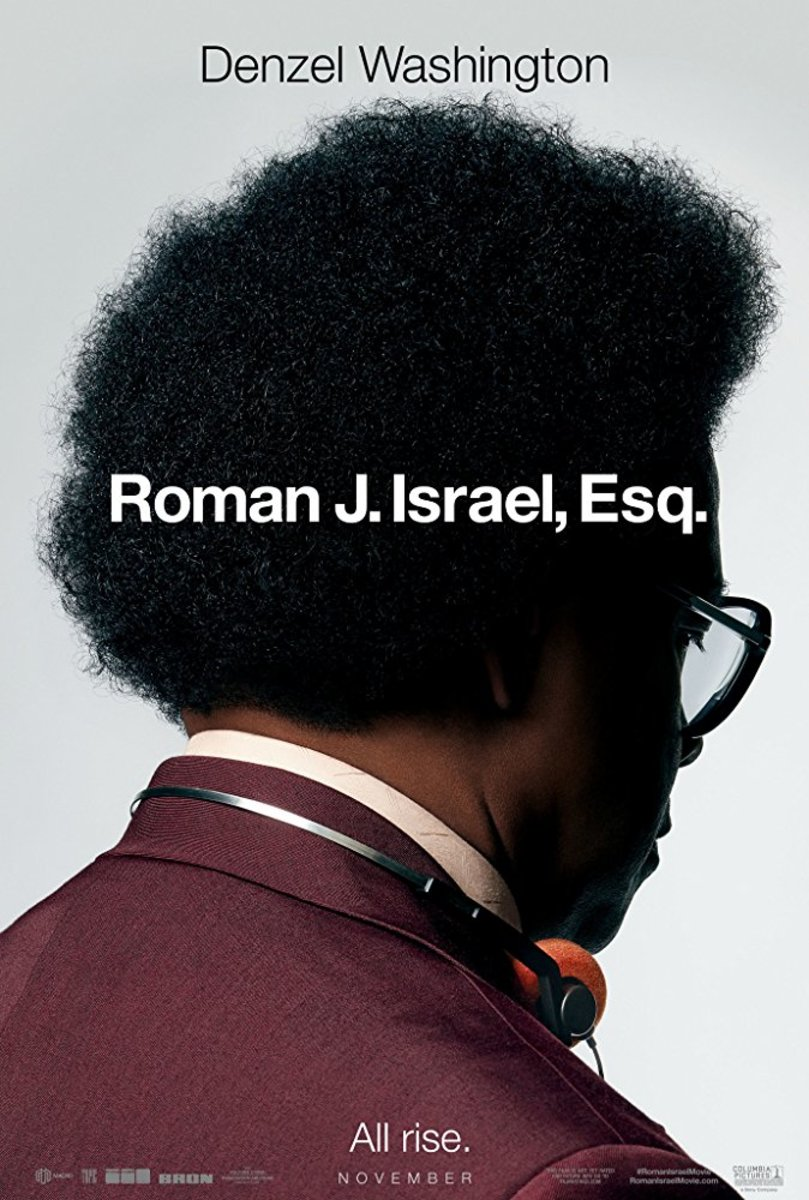He Thinks He Knows the Law: 'Roman J. Israel, Esq.' Review