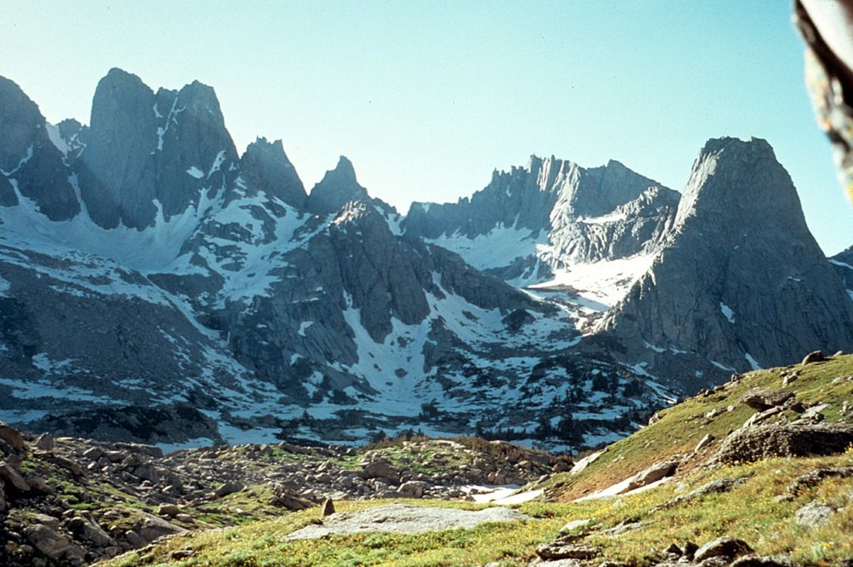 Mountain Spirits: Hiking in the Wind River Range