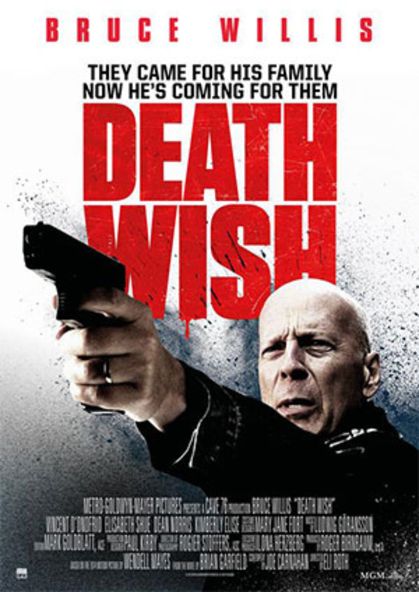 New Review: 'Death Wish' (2018)
