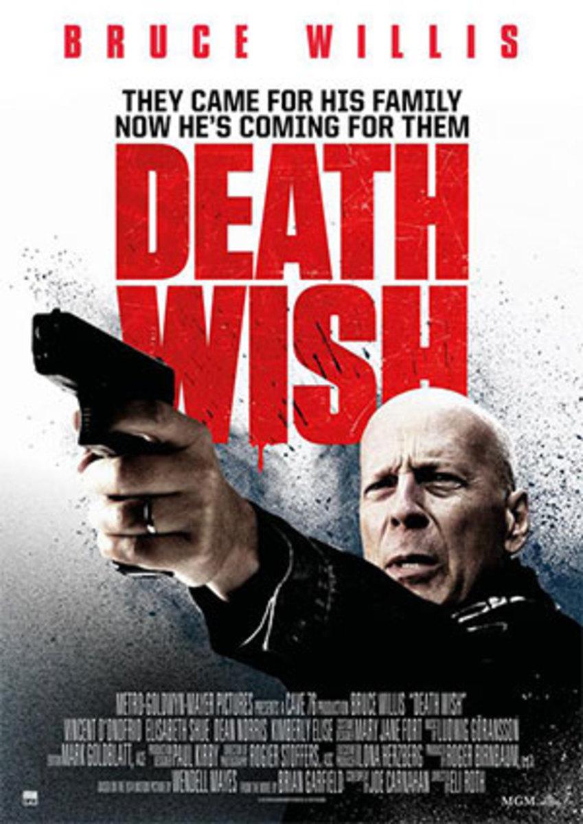 New Review Death Wish 2018 Reelrundown