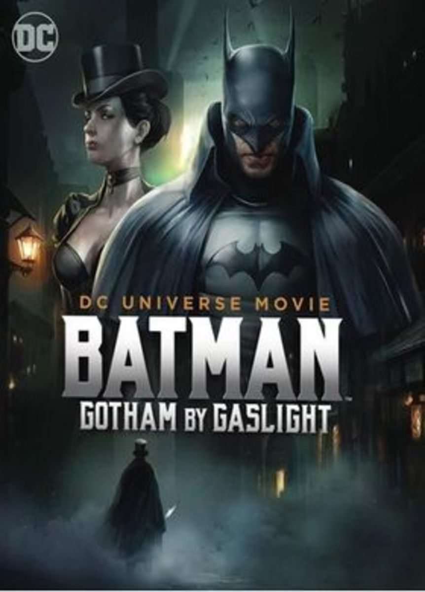 New Review: 'Batman: Gotham by Gaslight' (2018)