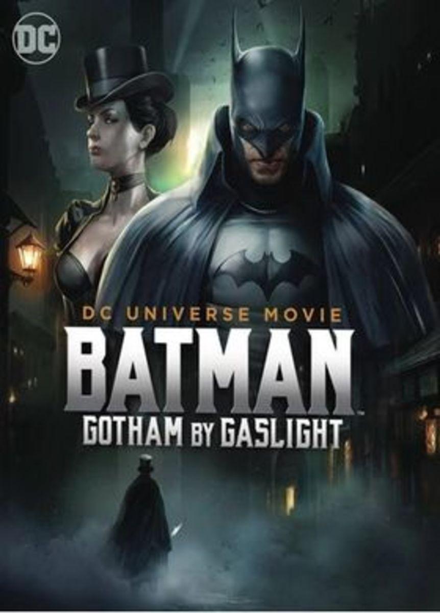 New Review: 'Batman: Gotham by Gaslight' (2018)