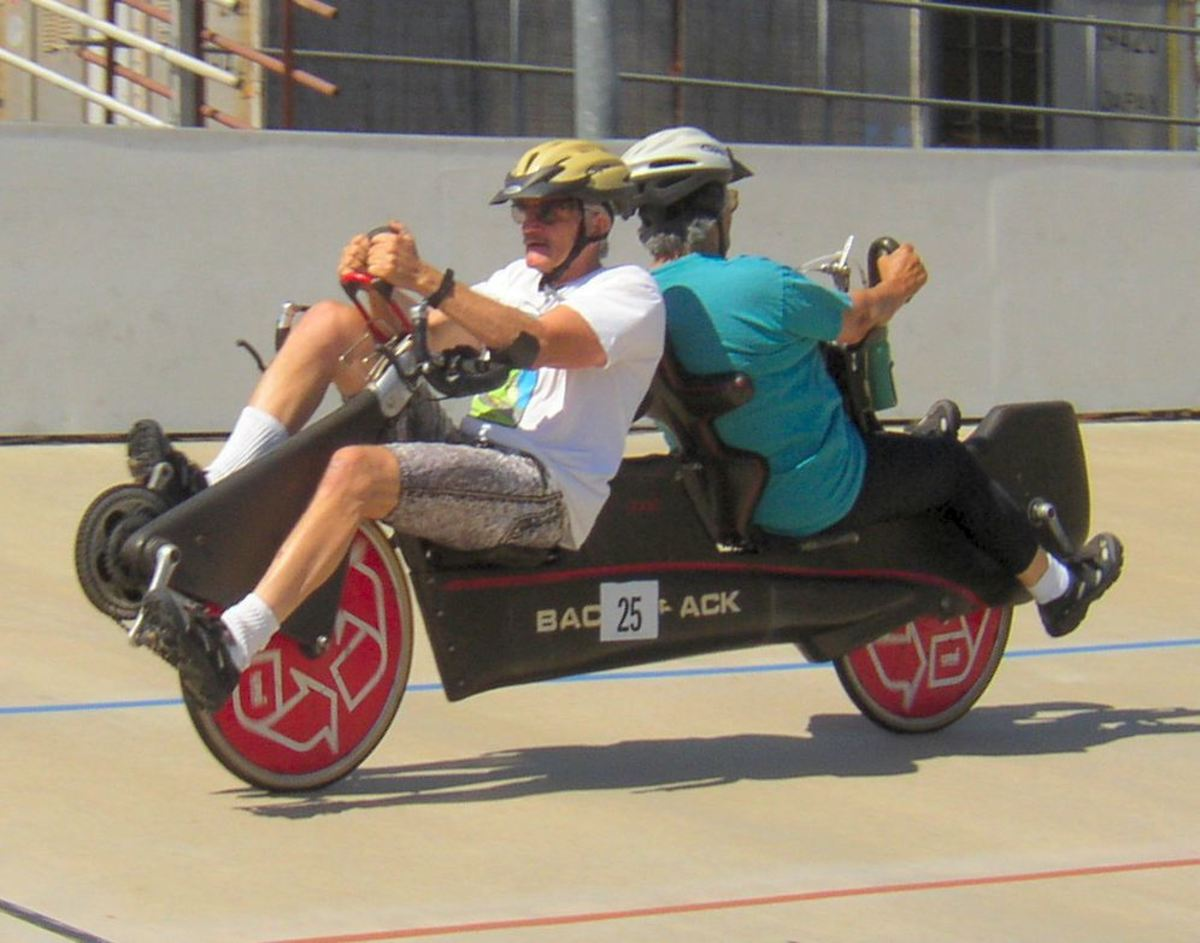 Pedal Power! The World of Human-Powered Vehicles