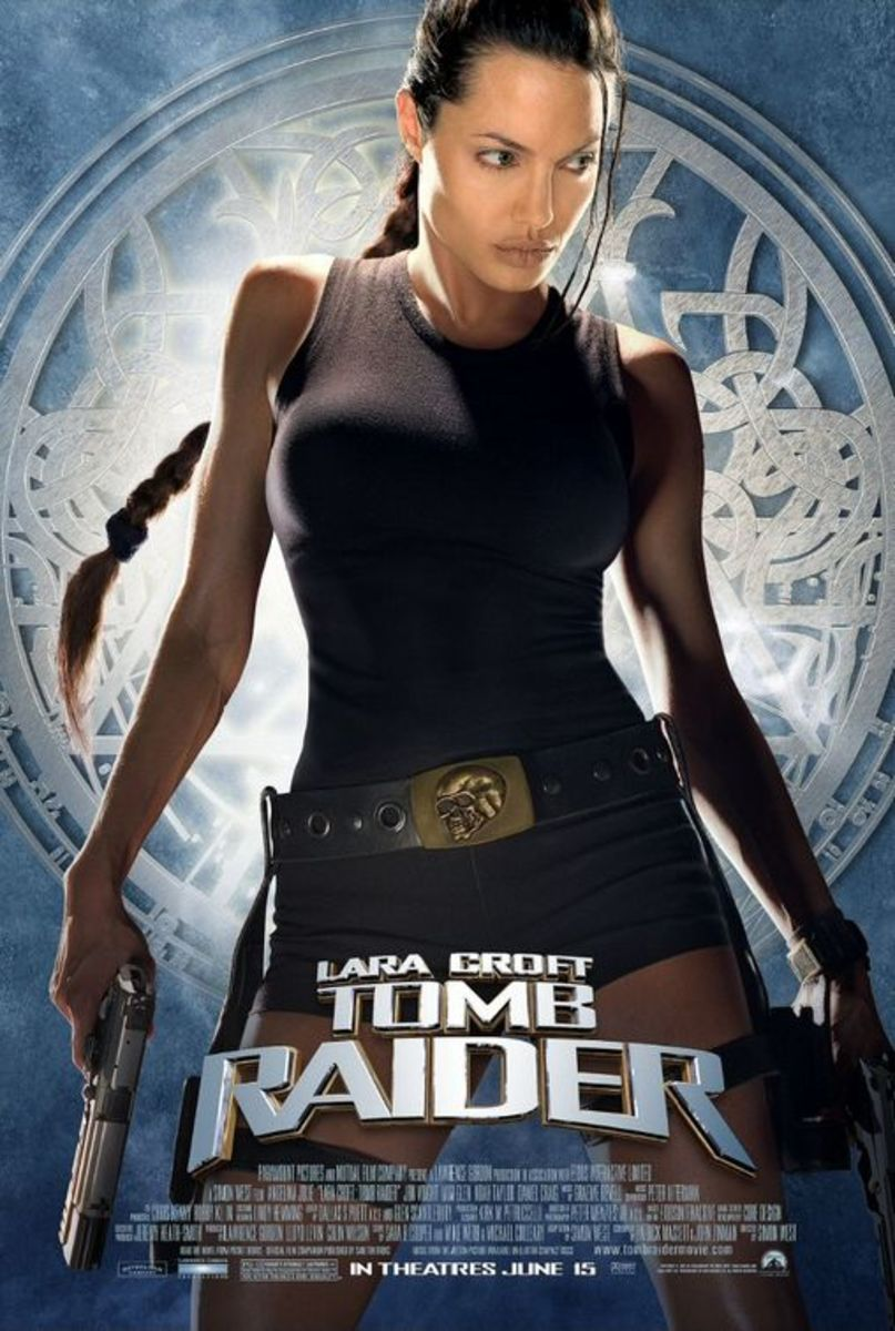Should I Watch..? 'Lara Croft: Tomb Raider'