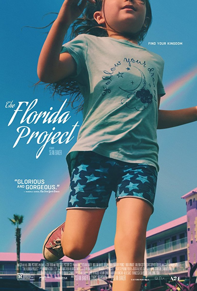 Wishing Beyond The Star: 'The Florida Project' Review