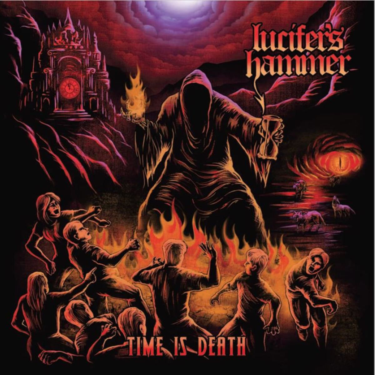 "Lucifer's Hammer's ""Time Is Death"" Album Review"