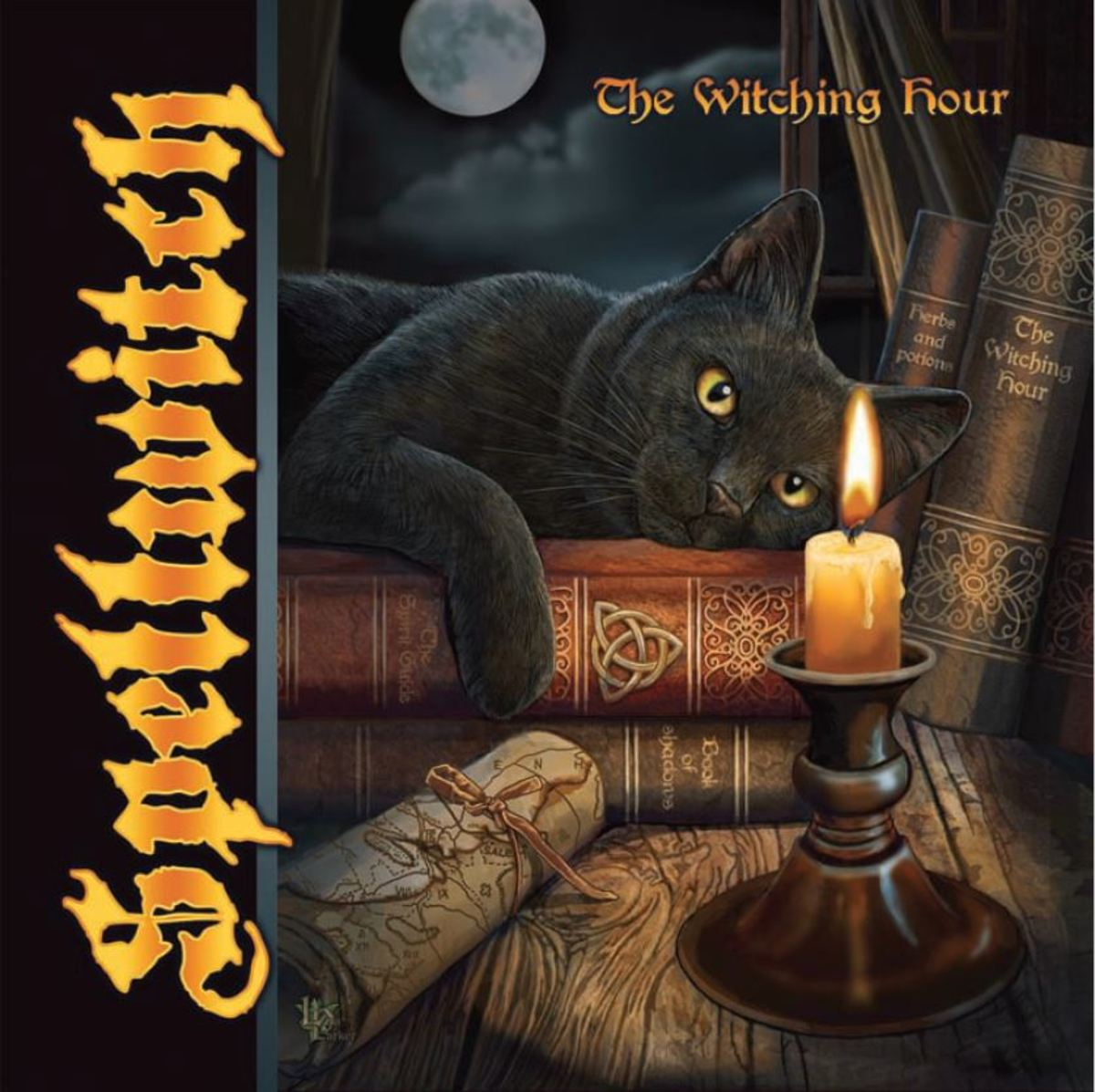 "Spellwitch, ""The Witching Hour"" Album Review (2018)"